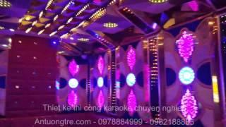 Antuongtre.com - Thiết kế phòng karaoke vip, thi công karaoke cảm ứng theo nhạc