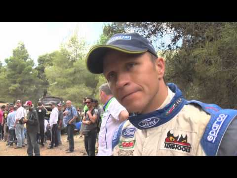 The Race (Part 2) - 2012 Acropolis Rally of Greece - Best-of-RallyLive.com