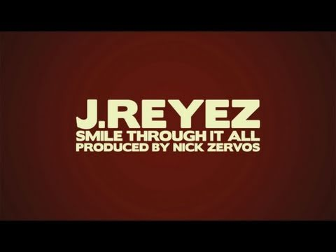 J.Reyez - Smile Through It All (Typography Animation)