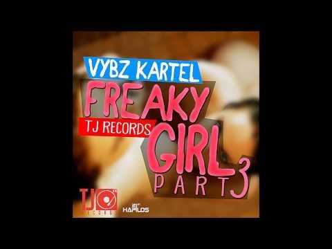 Vybz Kartel - Freaky Gal PT3 [CLEAN] NOV 2012