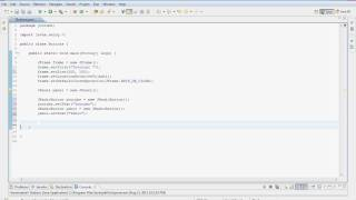 Java GUI Programming - Tutorial 7 (Radio Buttons) HD