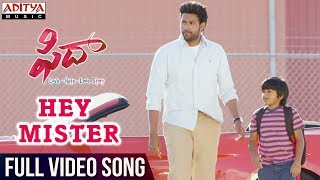 Hey Mister Full Video Song || Fidaa