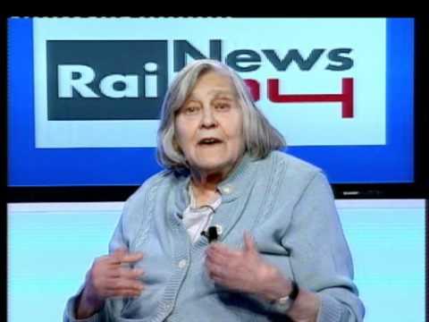 Margherita Hack sulla riforma Gelmini a Rainews24