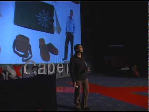 TEDxCapeTown: Tony Budden - Hemp Educate Innovate Cultivate
