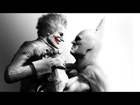 "Batman Arkham City - ""I Need a Hero"" (Music Video)"