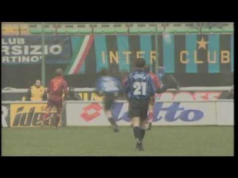 FC Internazionale - Gol di Djorkaeff vs. Roma