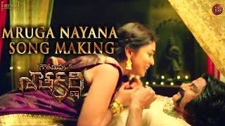 Mruga Nayana Song Making - Gautamiputra Satakarni