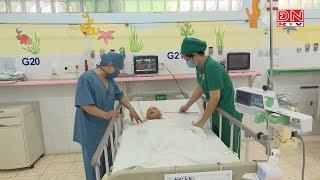 Phẫu thuật sọ não cho bệnh nhi chấn thương do TNGT