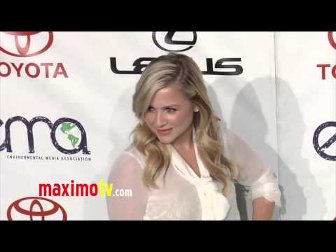 "Jessica Capshaw 2012 ""Environmental Media Awards"" Arrivals"