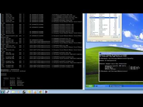 Tutorial:Exploiting windows XP with Backtrack 5
