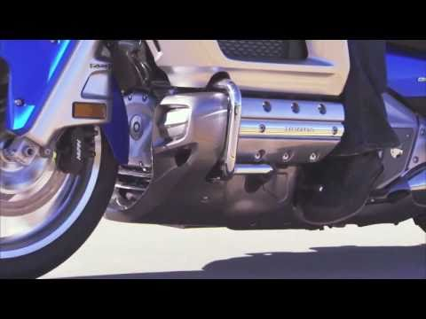 2012 Honda Gold Wing USA - Official video