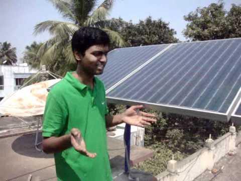 Solar 7 solutions - Solar energy startup - Solar Panel installation in Chennai