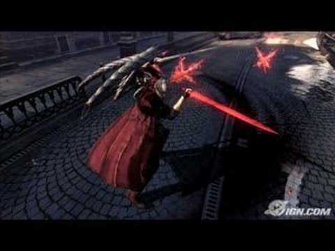 Devil May Cry 4 Lock &amp; Load