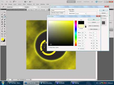 How To Make A Cool Logo In Photoshop CS5 -LuP9Vj6vEhs