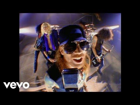Guns N- Roses - Garden Of Eden