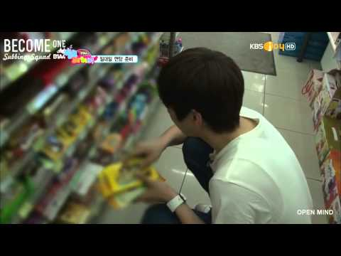 [B1SS] 120808 Hello Baby Season 6 with B1A4 - Episode 3 (1/4)