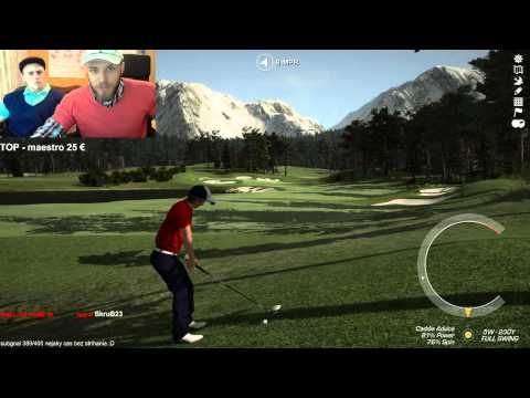 Restt vs. Maťo Golf (porazený ide na spoveď s GoPro)