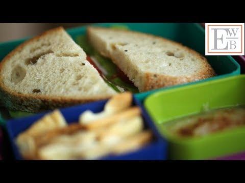 5 Lunchbox Ideas featuring Sandwiches! (Back-to-School Lunch Ideas) - UCSbgQOPHnLhKMus6O4lFM2A
