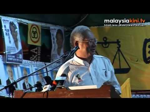 Najib: You help me, I help you