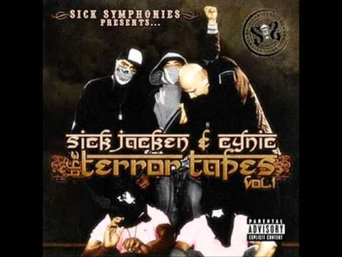 Sick Jacken & Cynic (The Terror Tapes Vol.1) - 14. C.I.A. Murder Me