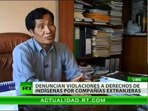 Amazonía peruana en riesgo de quedar en manos de empresas multinacionales