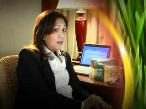 Sante Barley Presentation by Kuya Kim Atienza