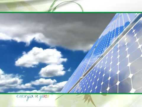 Energia solare: Energia in gioco (Regione Lombardia - Galliano 2009)