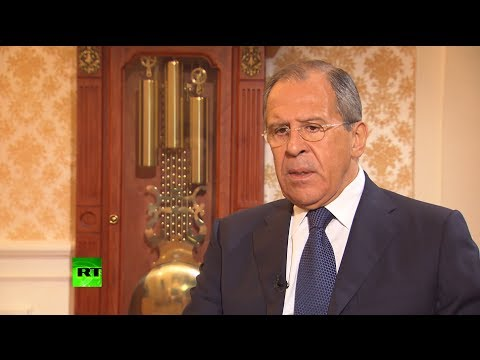 Lavrov: If we're attacked, we'll certainly respond (INTERVIEW PREVIEW)
