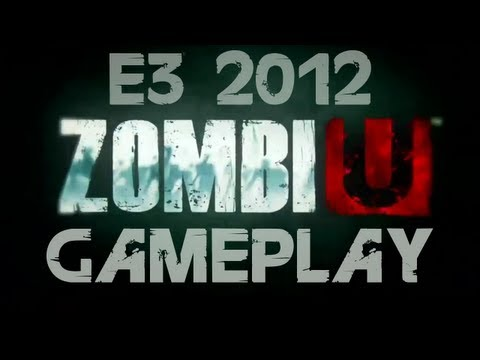 ZombiU - Zombified Reggie + E3 2012 Trailer