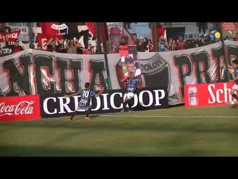 Colón 0 - Almagro 1 - 32vos de Final de la Copa Argentina.