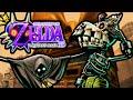 the legend of zelda majora's mask 3ds gameplay walkthrough ikana graveyard & song of storms part 23