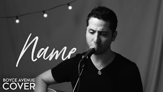 Goo Goo Dolls - Name (Boyce Avenue acoustic cover) on iTunes & Spotify