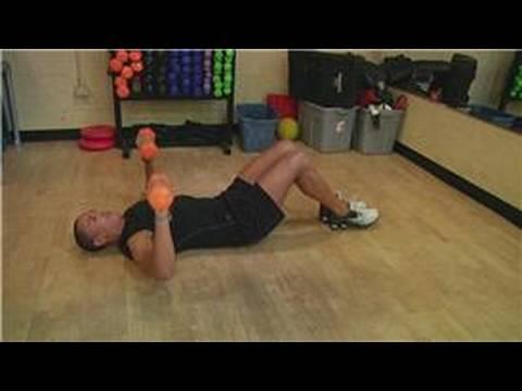 Fitness Tips : Full-Body Dumbbell Workout Plan