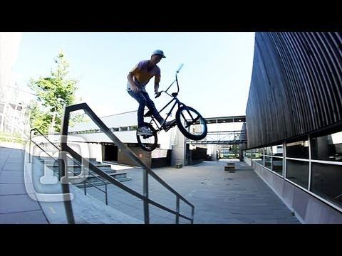 The Hunt BMX: Norway With Ola Selsjord &amp; Ole Andre Kristiansen