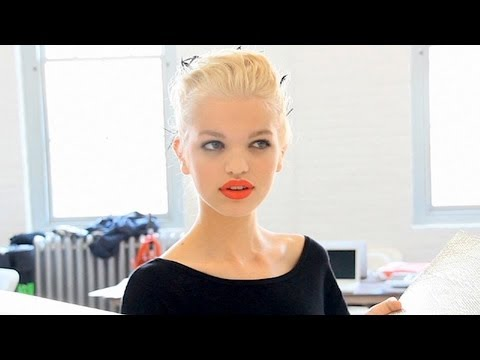 Jason Wu Spring 2012 Backstage - Fashion Show Video - MODTV