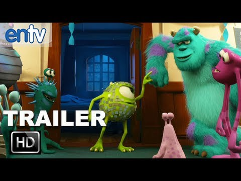 Monsters University Official Teaser Trailer [HD]: Billy Crystal, John Goodman & Steve Buscemi