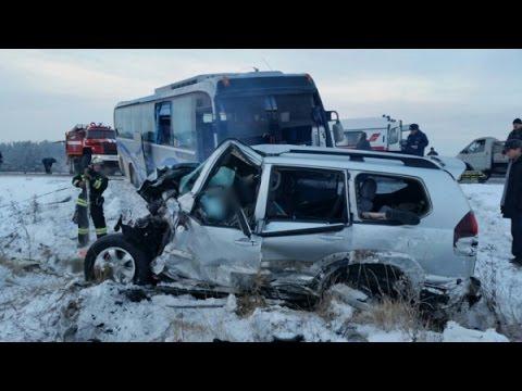 Новая подборка аварий и дтп от 28 11 2016