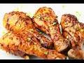 Рецепт на Новый Год. Курица в густом глянцевом соусе.Очень вкусно!