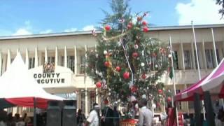 Governor's Christmas tree 2014