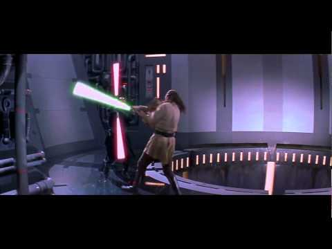 Star Wars I - Duel of the Fates(HQ 720p)