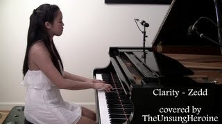 Clarity - Zedd ft. Foxes (Piano Cover)