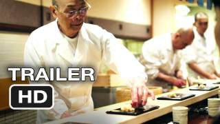 Jiro Dreams of Sushi Official Trailer - Jiro Ono Documentary (2012) HD