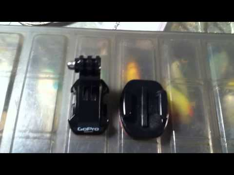 GoPro Adhesive Mount HowTo & Product Review