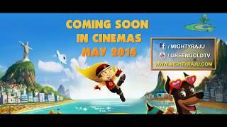 Rio.. Shaher Hai Kushion Ka.. Song from Mighty Raju Rio Calling Movie