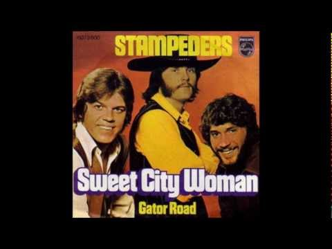 The Stampeders - Sweet City Woman