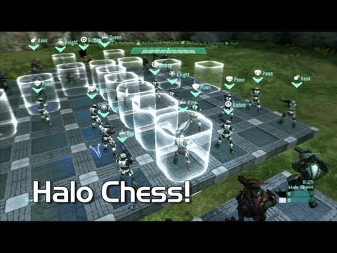 Halo: Reach - Chess! (How to)