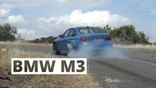 BMW M3 431 KM, 2014 - prezentacja AutoCentrum.pl