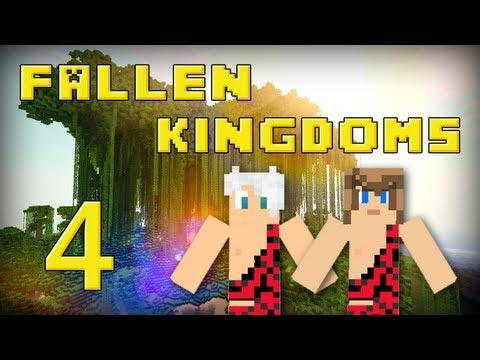 Fallen Kingdoms 2 : Frigiel & Ectalite   Jour 4 - Minecraft