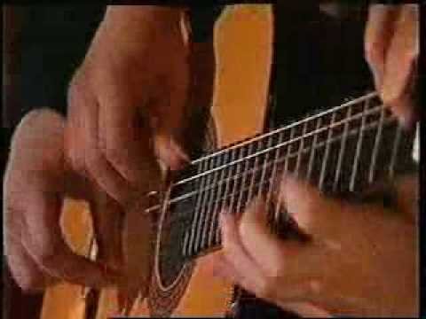 Amazing Mozart spanish guitar duet