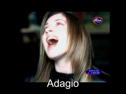 Lara Fabian - Adagio - HD 1080p Subtitulos en español